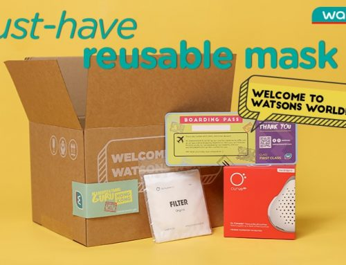 Must-have reusable mask
